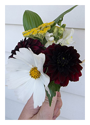 Virtual Bouquet Photo